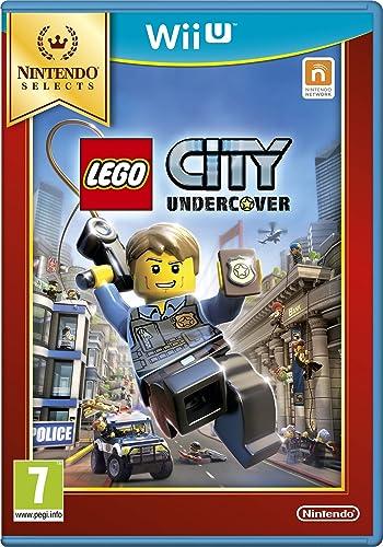 Amazon Com Nintendo Lego City Undercover Video Games