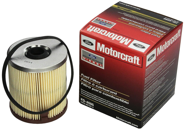 Motorcraft Fd4595 Fuel Filter Automotive