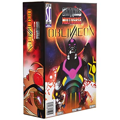 Greater Than Games Sentinels of The Multiverse: Oblivaeon Board Game: Toys & Games