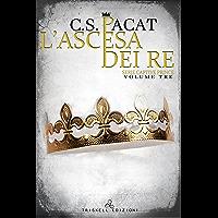 L'ascesa dei re (Captive Prince Vol. 3) (Italian Edition) book cover