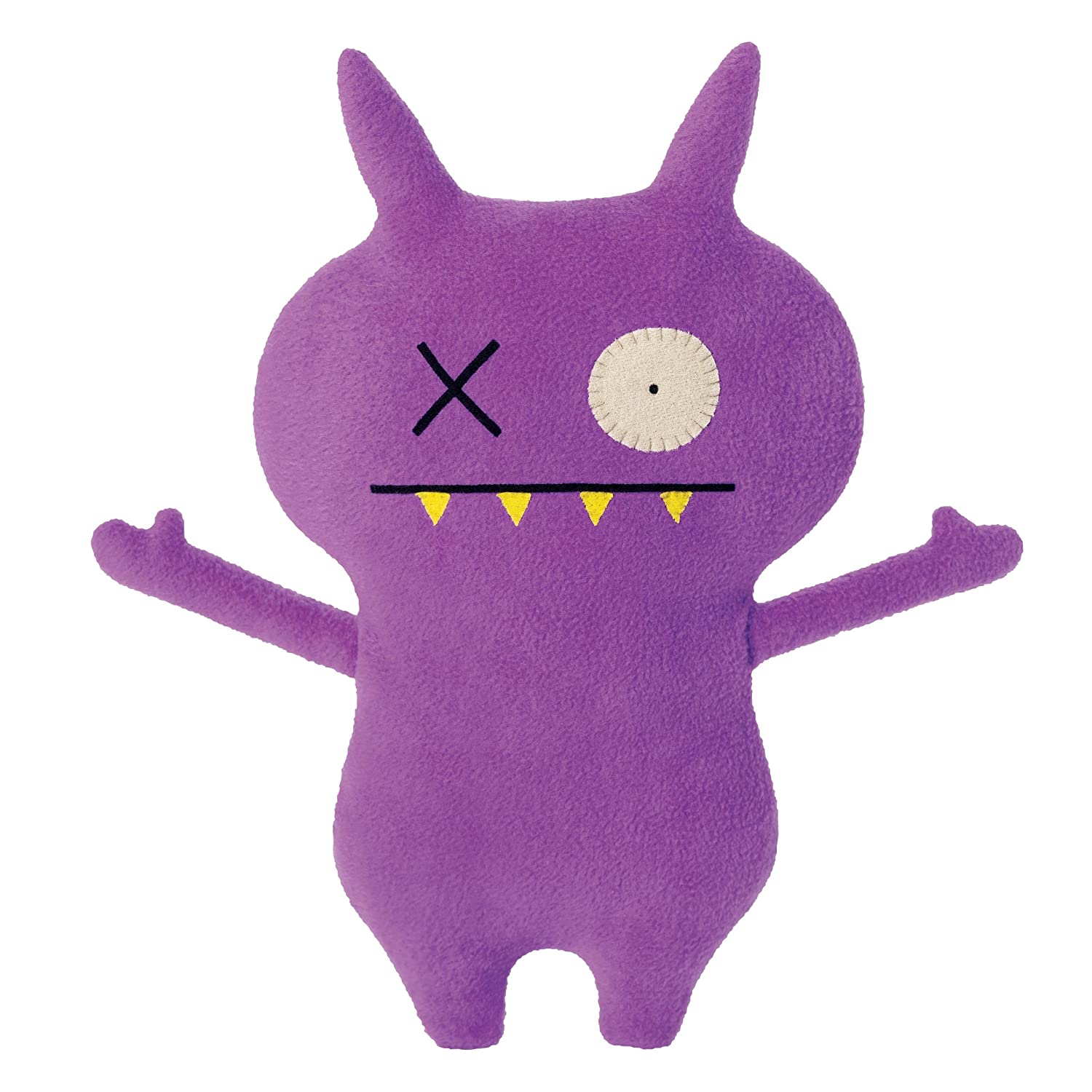 Handsome Panther Purple Uglydoll Handsome Panther Classic Soft Toy