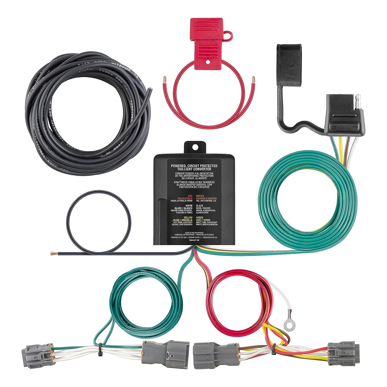 CURT Manufacturing 56348 Custom Wiring Harness