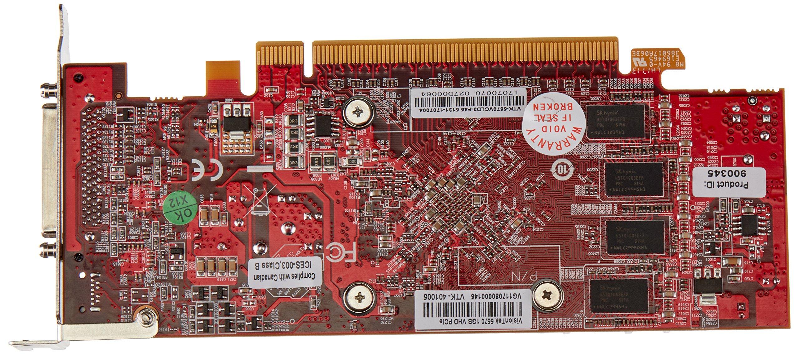 VisionTek Radeon HD 5570 4 Port HDMI VHDCI Graphics Card - 900901 by VisionTek (Image #3)