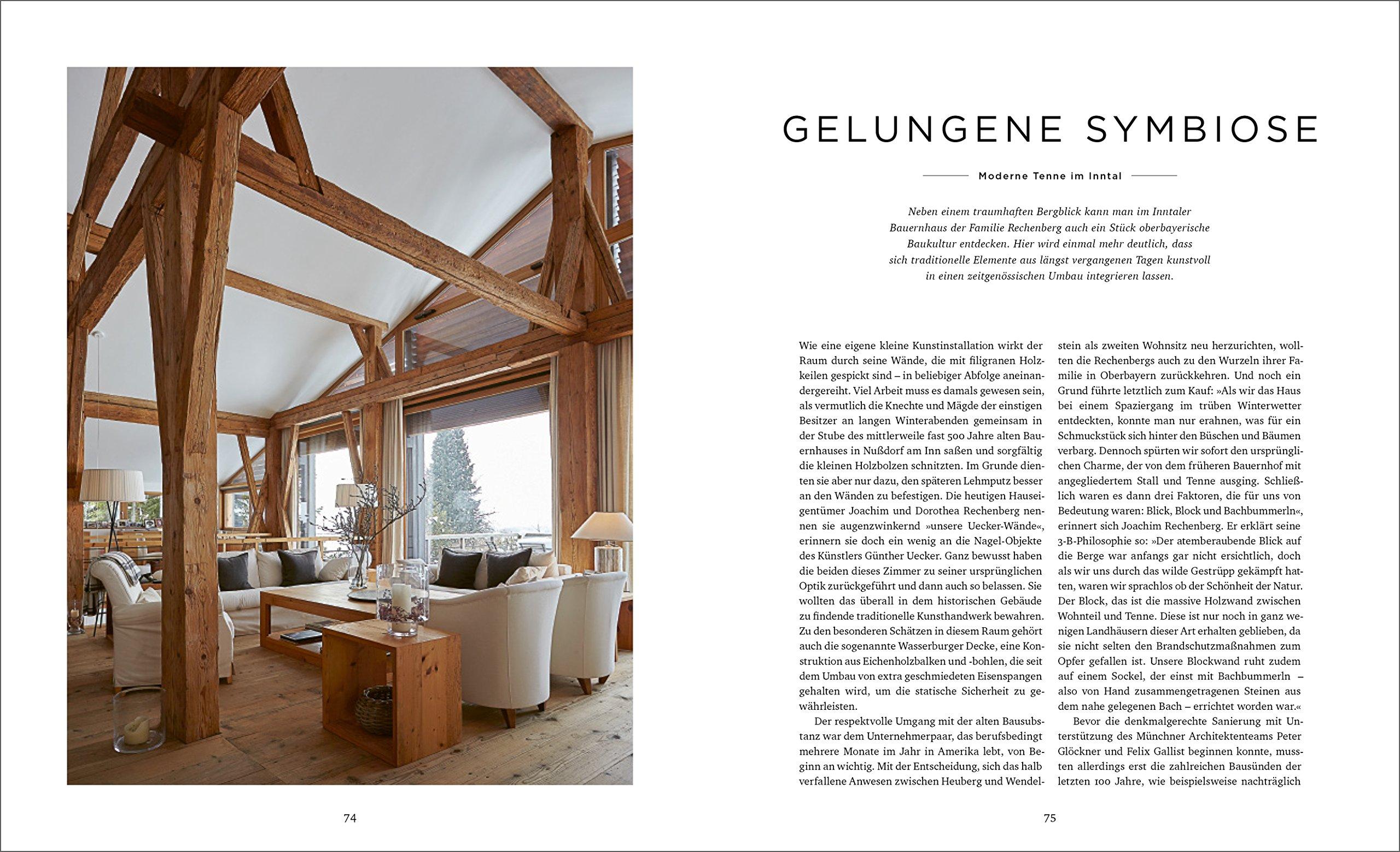 Landhäuser: Zeitgemäß wohnen, nachhaltig bauen: Melanie Breuer, Bodo ...