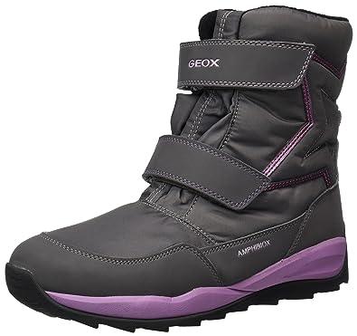 Geox B J Orizont L'abx, Bottes De Neige Adulte Unisexe A Vécu (violet) 41 I