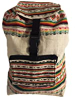 Amazon.com | Rasta Bag. Beach Bag, Backpack-Rasta Green with ...