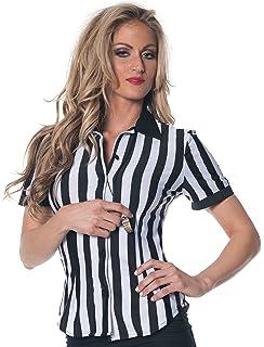 33ba6dc192e Amazon.com  Mato   Hash Women s 1 4 Zip-Up Quarter-Zip Referee Short ...