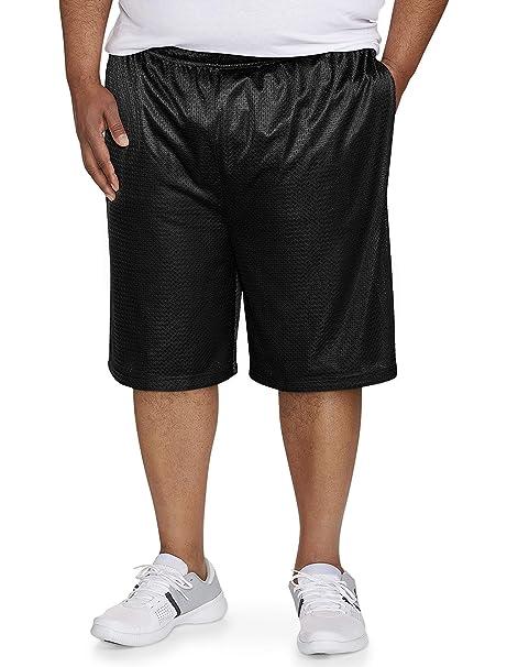 Southpole Boys Big Basic Basketball Mesh Shorts
