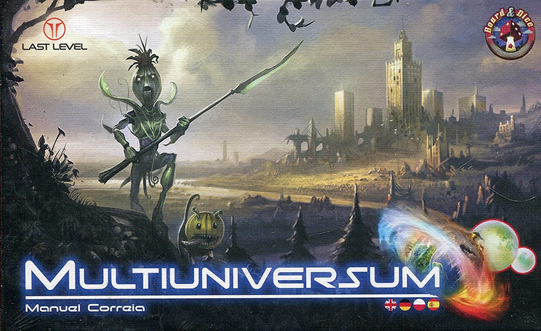 LAST LEVEL- Multiuniversum Inglés/Alemán/Polaco (1): Correia ...
