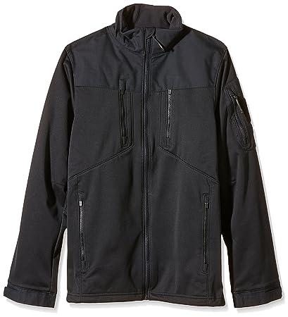 Under Armour Tactical - Chaqueta para hombre, color negro, talla S