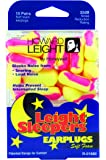 Howard Leight by Honeywell Leight Sleepers Disposable Foam Sleep Earplugs, 10-Pairs (R-01680)
