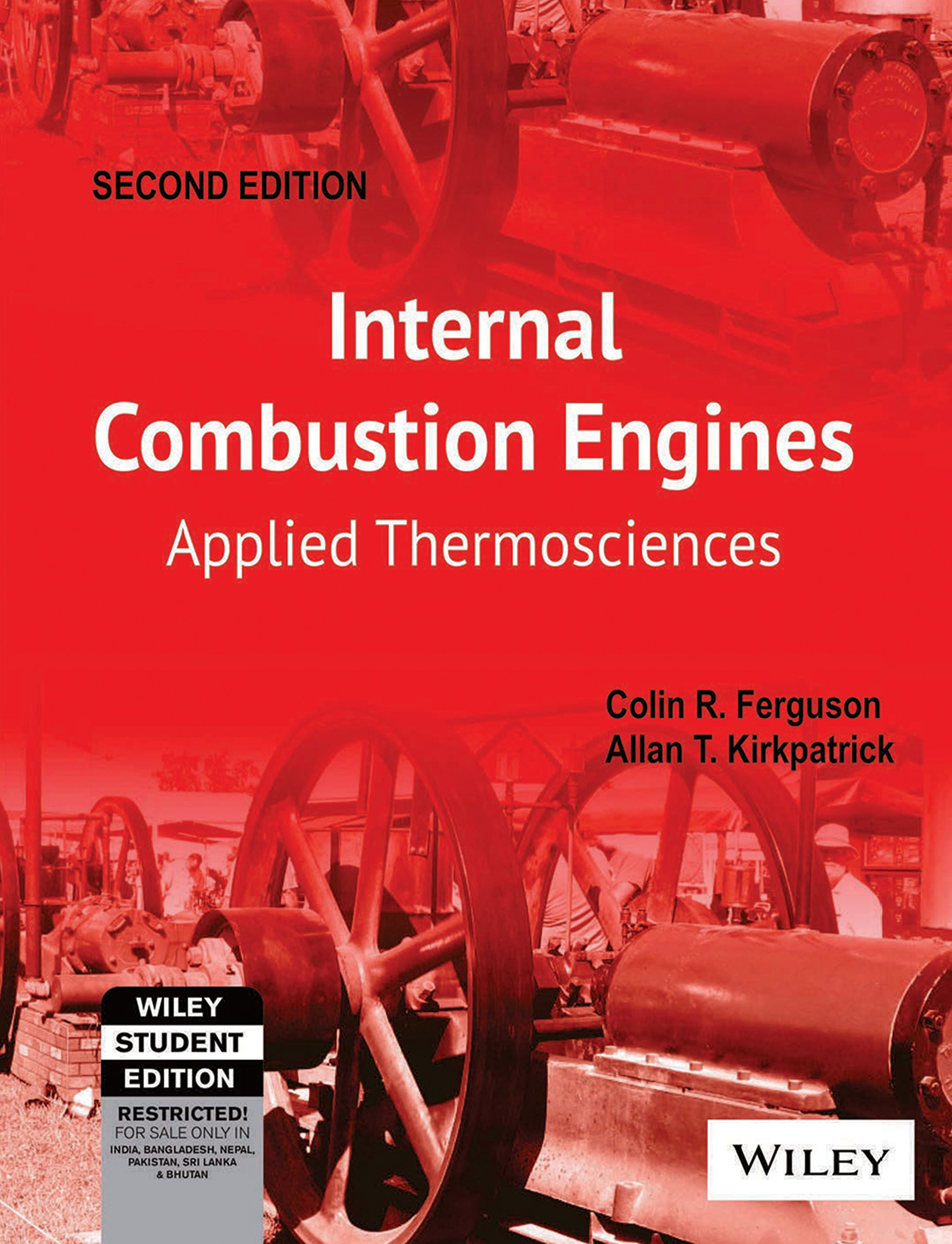 Download Internal Combustion Engines: Applied Thermosciences, 2Nd Ed ebook