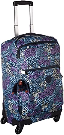 c2860d57bb Amazon.com  Kipling Darcey Small Printed Wheeled Luggage