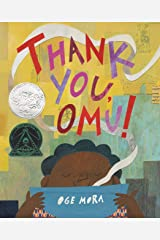 Thank You, Omu! Kindle Edition