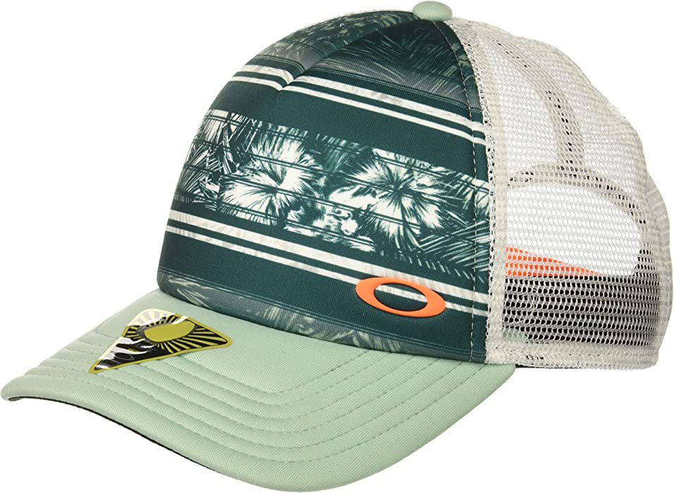 Oakley Men s Mesh Sublimated Adjustable Hats b2a9fc5f2bac
