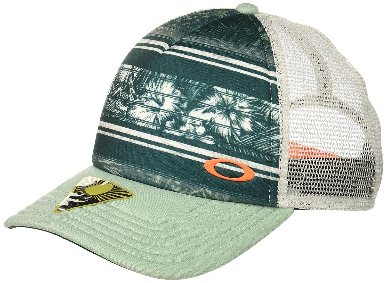 big sale 04757 0f8e9 Oakley Men s Mesh Sublimated Trucker Hat, Balsam, One Size fits All   Amazon.com.au  Fashion
