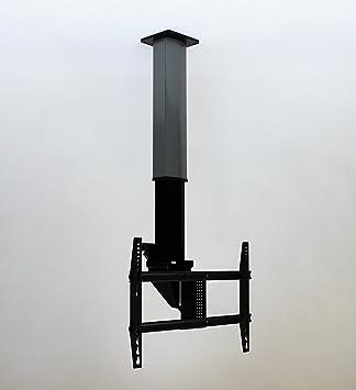 TV Lift PushLIFT SD90° TV Lift Elektrisch Heben Und Schwenken, TV  Deckenhalterung,