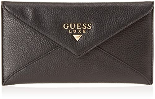 Guess - Deluxe, Carteras Mujer, Negro (Black/Bla), 20x11x0.