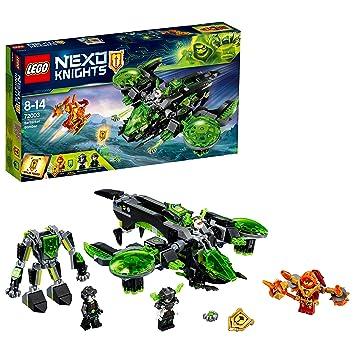 Bombardier Construction Lego Nexo Knights Le Berserker De 72003 Jeu 0wNnm8