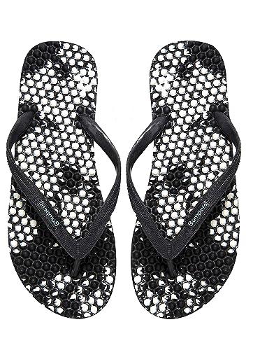 3735f43cc14ee7 Bumpiez Massage Flip Flops for Men - Anti Slipping   Comfortable Eco  Friendly Sandals