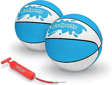 Amazon.com: GoSports - Juego de 2 pelotas de baloncesto de ...