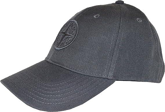 Stone Island - Gorra de béisbol - para Hombre Gris Gris Medium ...