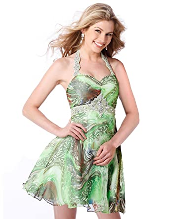 Clarisse Baby Doll Short Prom Dress 1306 at Amazon Women\'s Clothing ...
