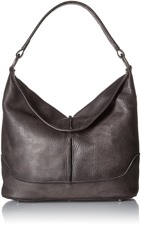 1c48af0f56c6 FRYE Women s Leather Hobo Bag (Beige)  Amazon.in  Shoes   Handbags