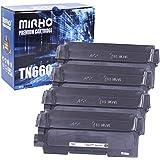 MIRHO Compatible Toner Cartridge Replacement for Brother TN660 TN-660 TN 660 TN630 TN-630, Toner Cartridge for Brother HL-L23
