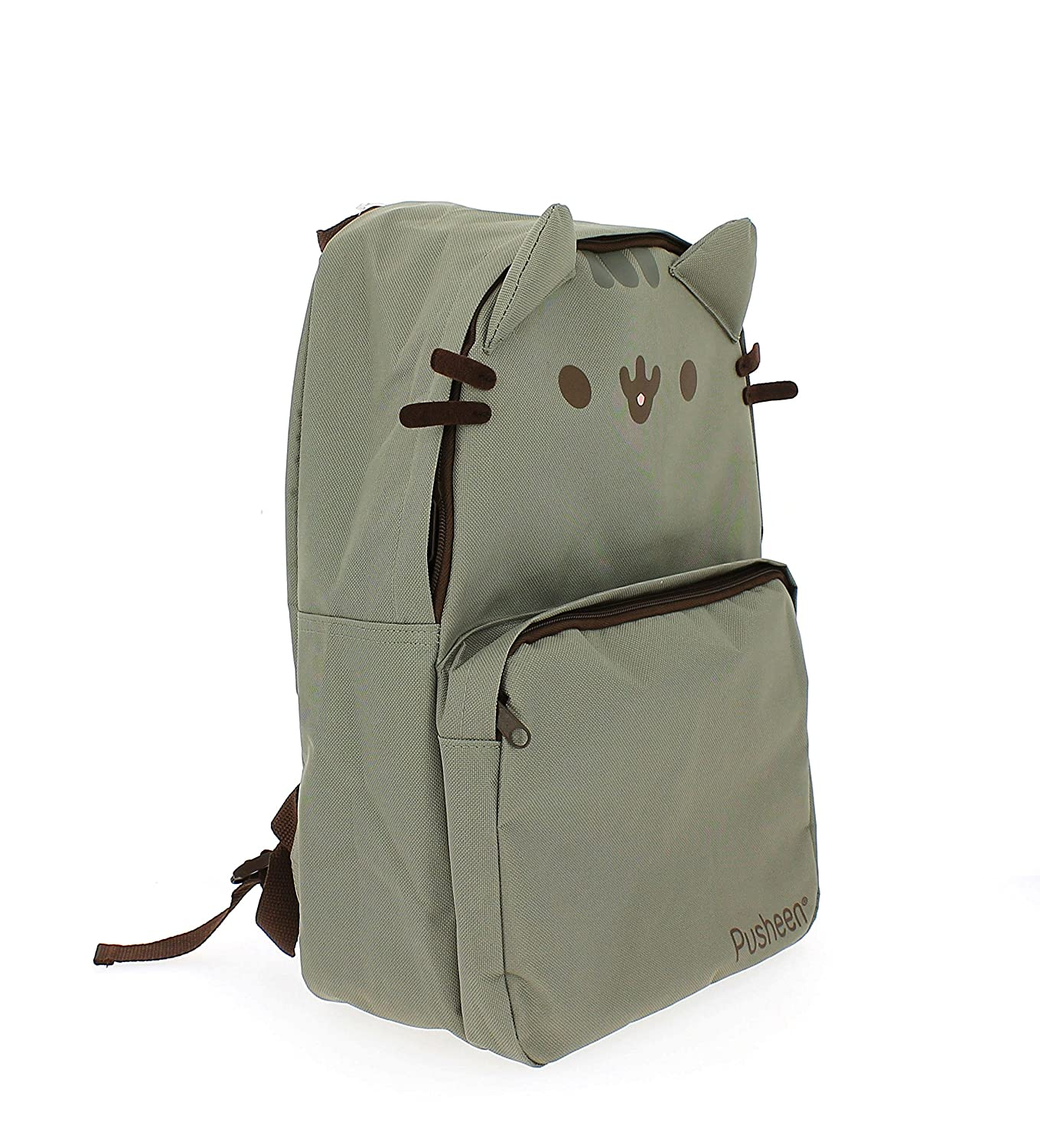 Amazon.com | Officially Licensed Pusheen Character Shaped Backpack | Kids Backpacks