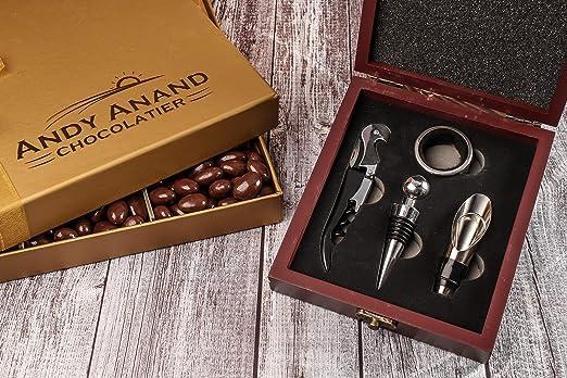 Andy Anands Premium California Chocolates con revestimiento ...