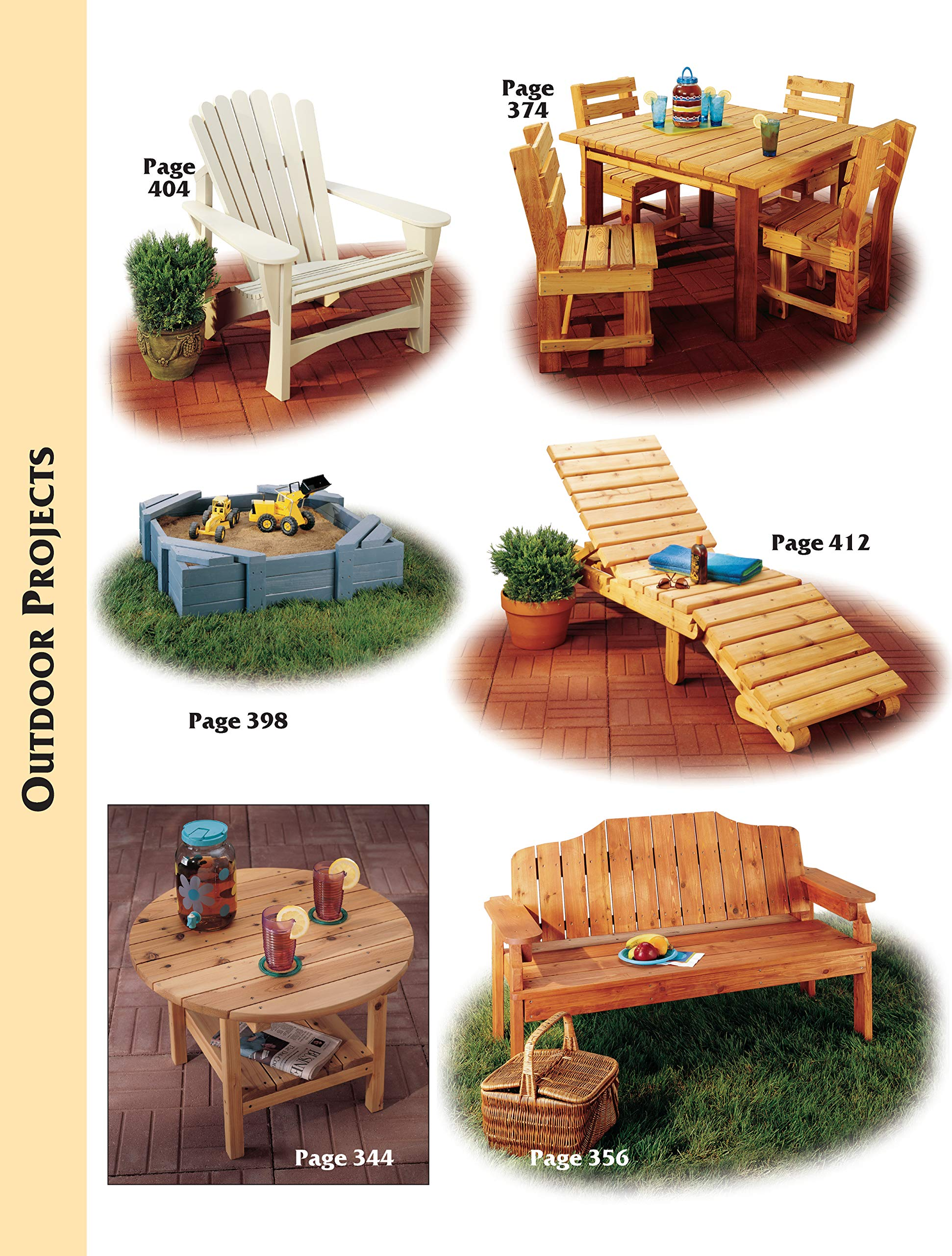 The Complete Book of Woodworking: Step-by-Step Guide to Essential Woodworking Skills, Techniques and Tips (Landauer) More Than 40 Projects with Detailed, Easy-to-Follow Plans and Over 200 Photos by Design Originals (Image #7)