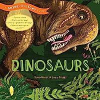 Shine a Light: Dinosaurs: A shine-a-light book