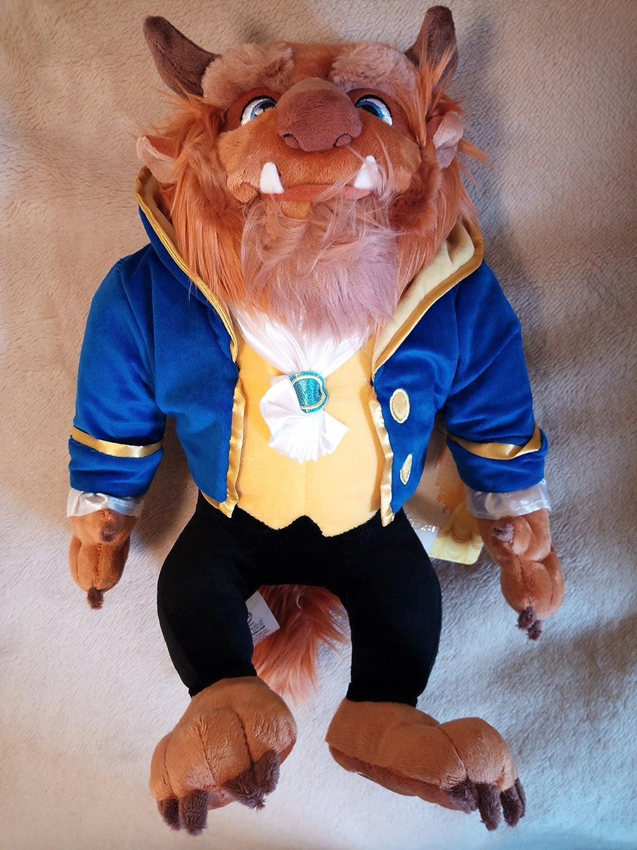 0bd3294e29d Disney(ディズニー) Beast Plush Doll - Beauty and the Beast - Medium - 15