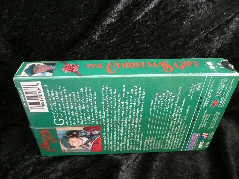 Amazon.com: The Christmas Gift: John Denver, Jane Kaczmarek, Gennie ...