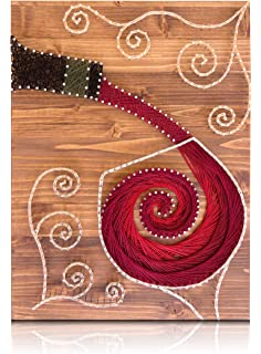 Amazon Com Diy String Art Kit Sun And Moon String Art Kit Sun