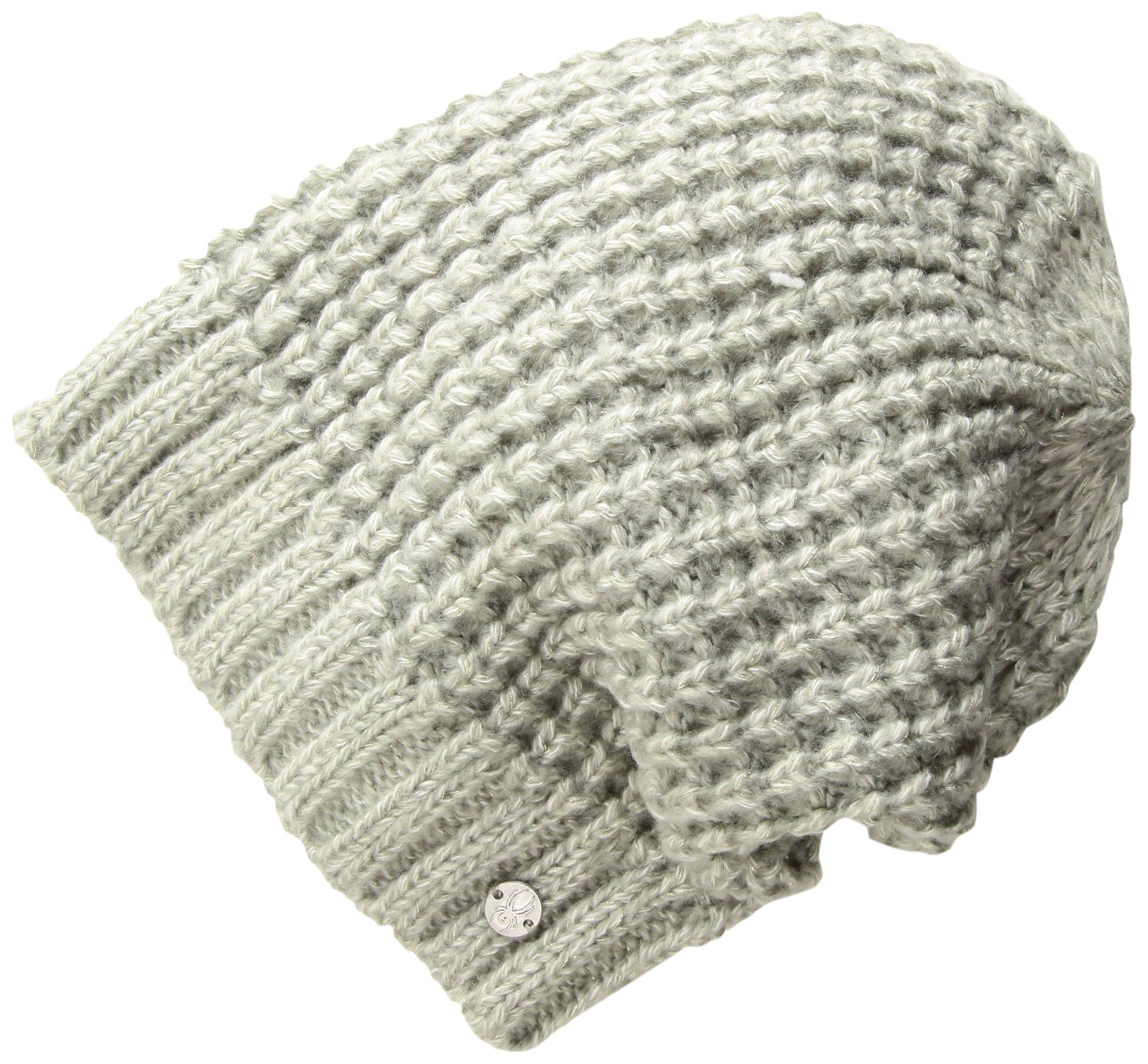 Spyder Women's Beehive Hat, Limestone/Marshmallow, One Size