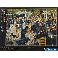 Clementoni - Renoir Bal du Moulin de la Galette 1000 Parça Puzzle (31412)
