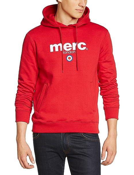 Merc of London Pill, Hooded Sweatshirt, Sudadera para Hombre: Amazon.es: Ropa y accesorios