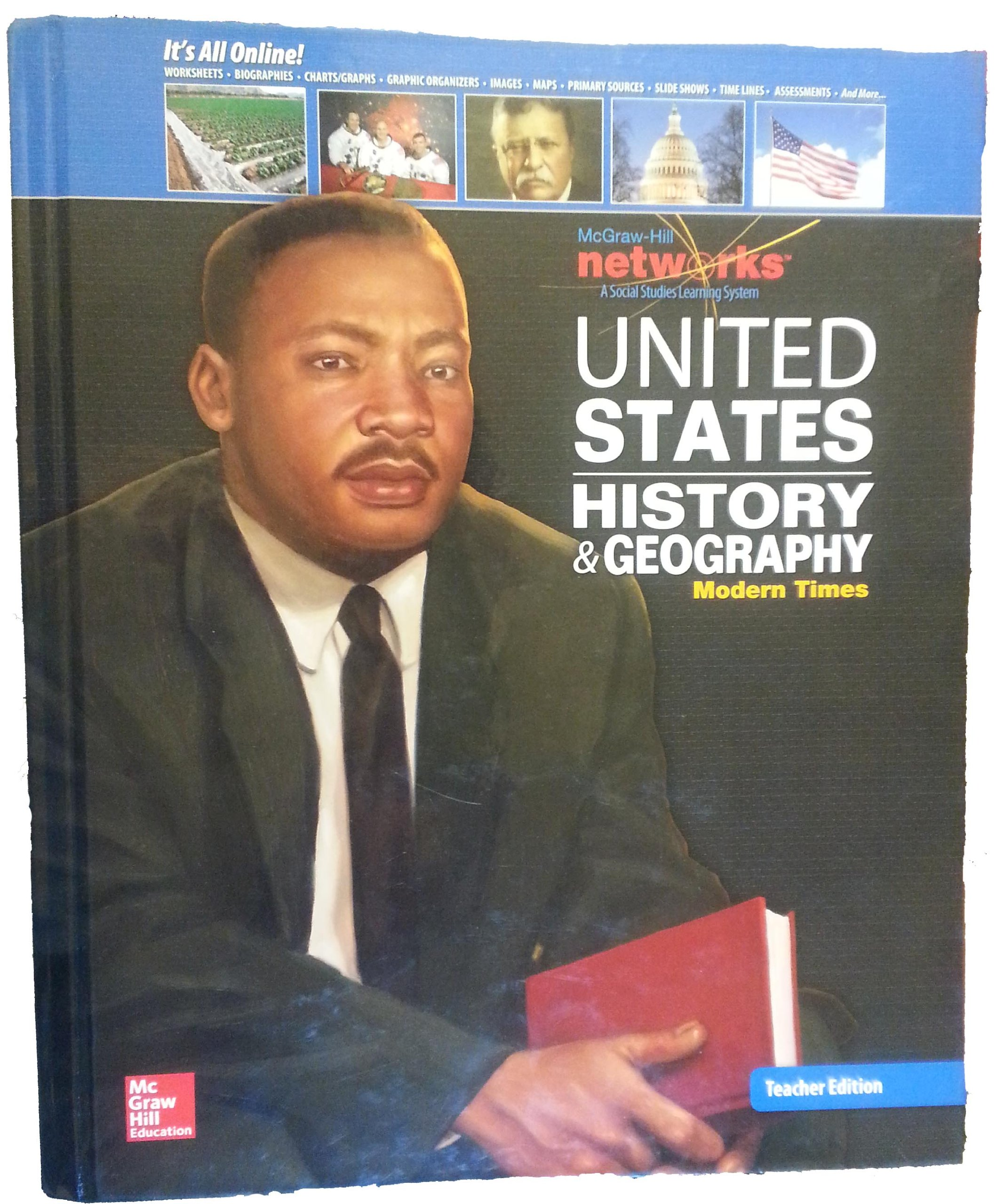 Buy United States History and Geography: Modern Times Book Online at Low  Prices in India | United States History and Geography: Modern Times Reviews  ...