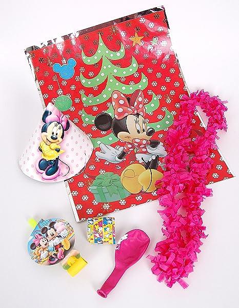 Set de bolsas de cotillón de Minnie Mouse: Amazon.es: Hogar
