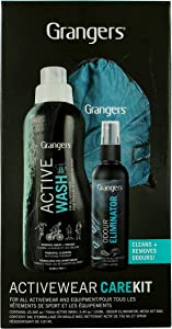 Grangers Activewear Care Kit / Get the Stink Out