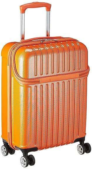 9aaa7ec397182f [アクタス] スーツケース ジッパー トップオープン トップス 機内持ち込み 74-20310 33L 53.5