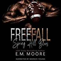 Free Fall: A High School Bully Romance: Spring Hill Blues, Book 1