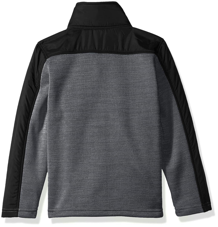 Reebok Boys Active Soft Fleece Jacket O/_RB343H