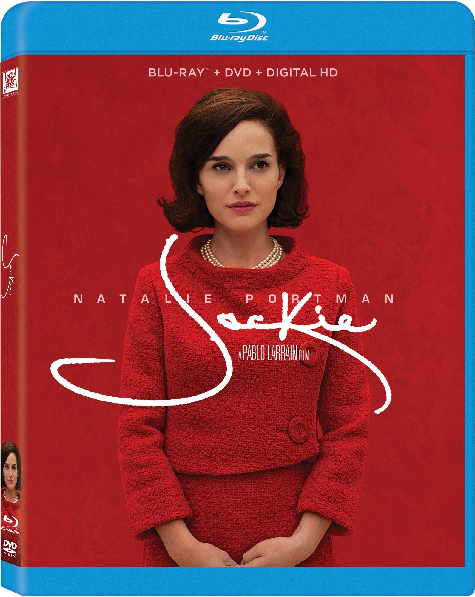 Blu-ray : Jackie (With DVD, Digitally Mastered in HD, Dubbed, , AC-3)