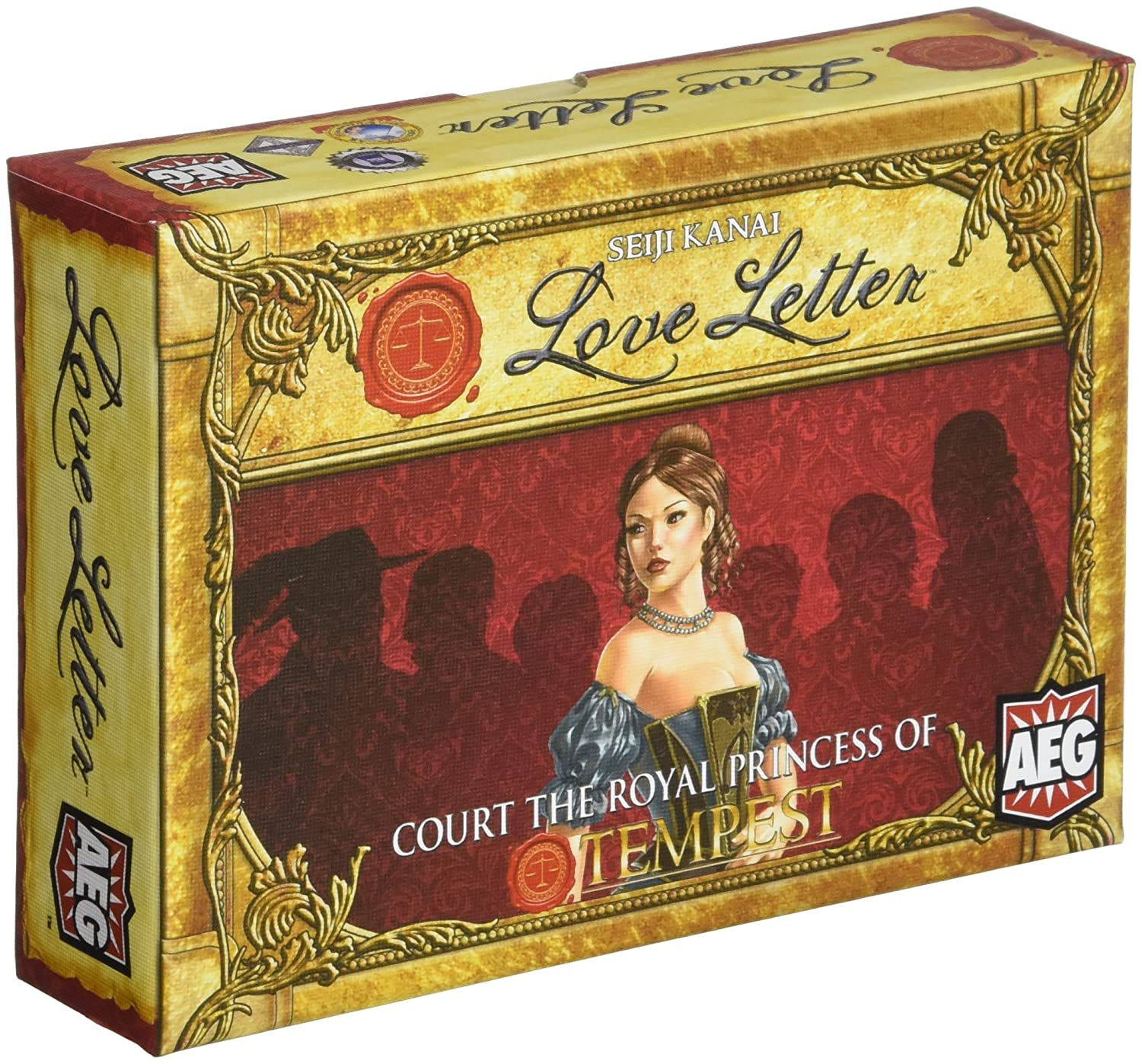 Love Letter Boxed Edition - 16 cards and hours of fun!