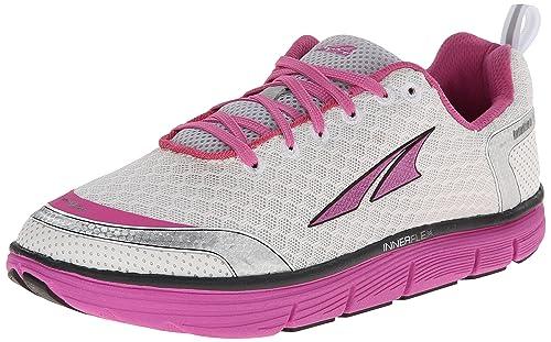 3 Altra Intuition Zero Drop Zapatillas de Running de carretera plata/rosa para mujer, Multicolor - rosa/plata, UK6/US8/EU39: Amazon.es: Zapatos y ...