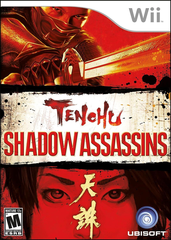 Amazon.com: Tenchu: Shadow Assassins - Nintendo Wii: Video Games