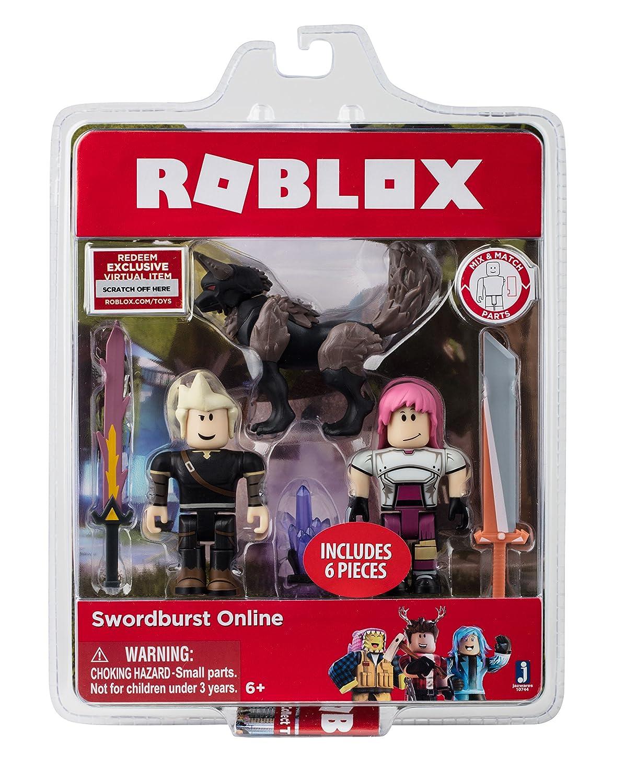 Roblox Swordburst Online Game Pack